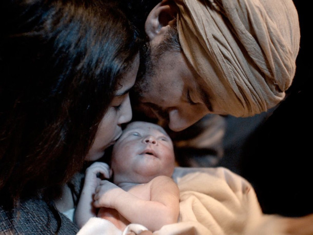 the birth of my child