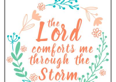 Comfort Affirmation Biblical Comfort
