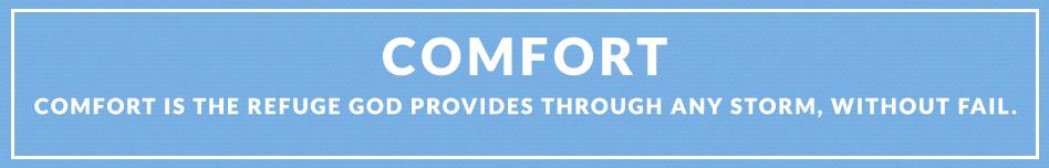 comfort-definitions