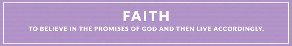 Faith Definitions