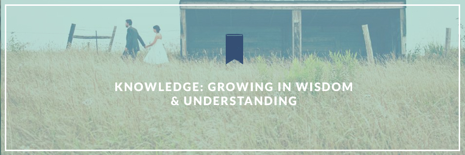 Knowledge: Understanding &Wisdom