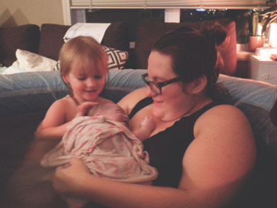 Surrender Birth Christian Birth Testimony Aliza