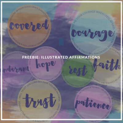 Illustrated Affirmations IG Pic