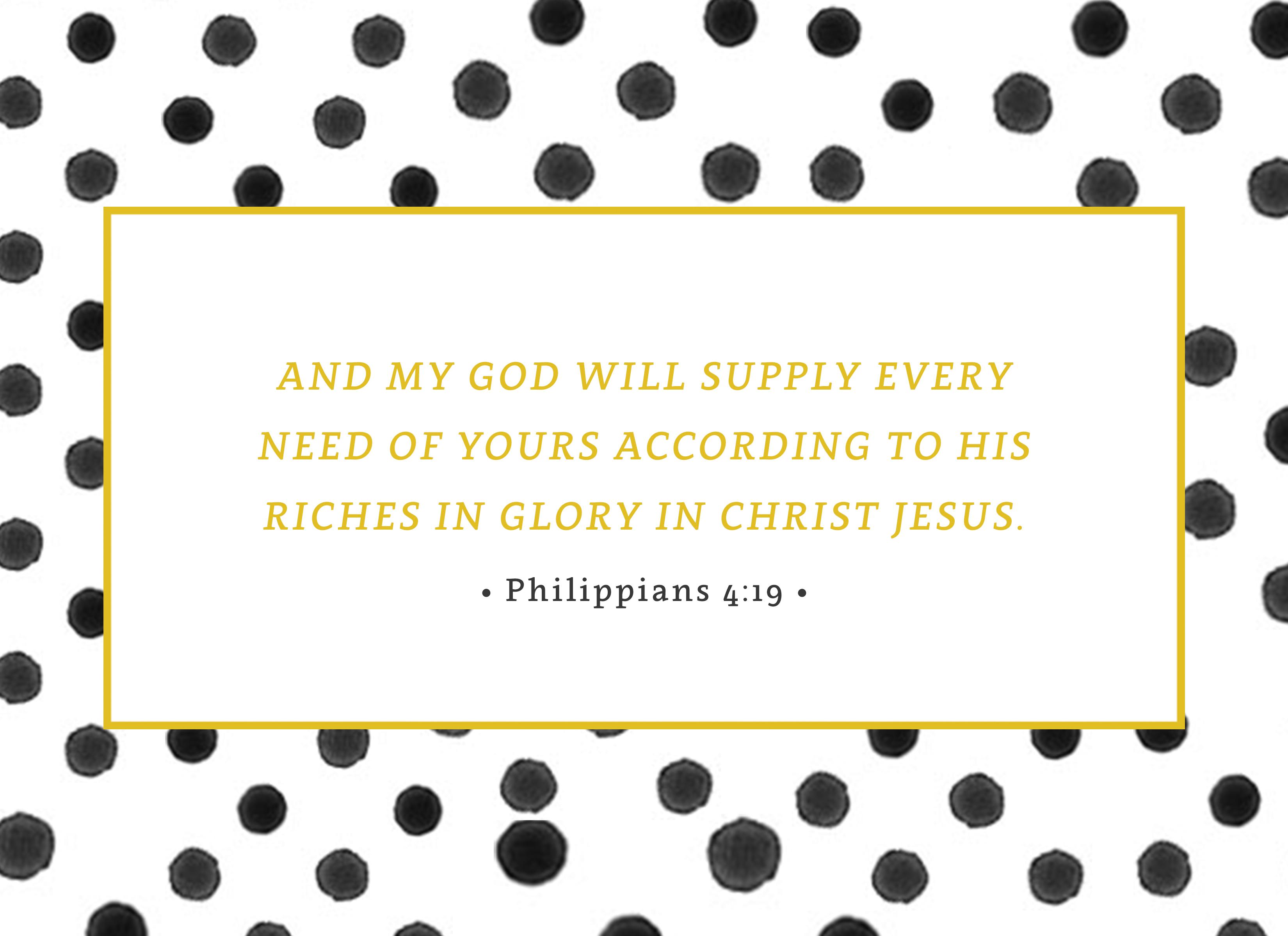 Phil 3.19 Printable