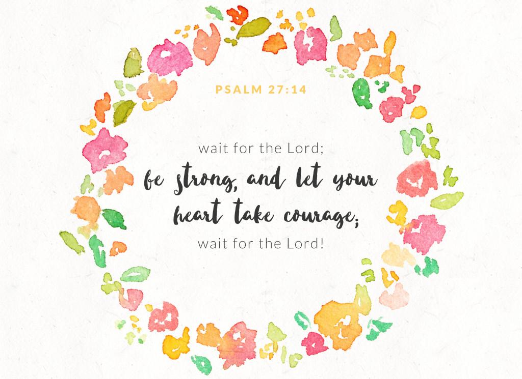 Psalm-27-14-Printable