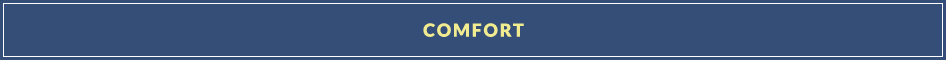 Small Banner Comfort