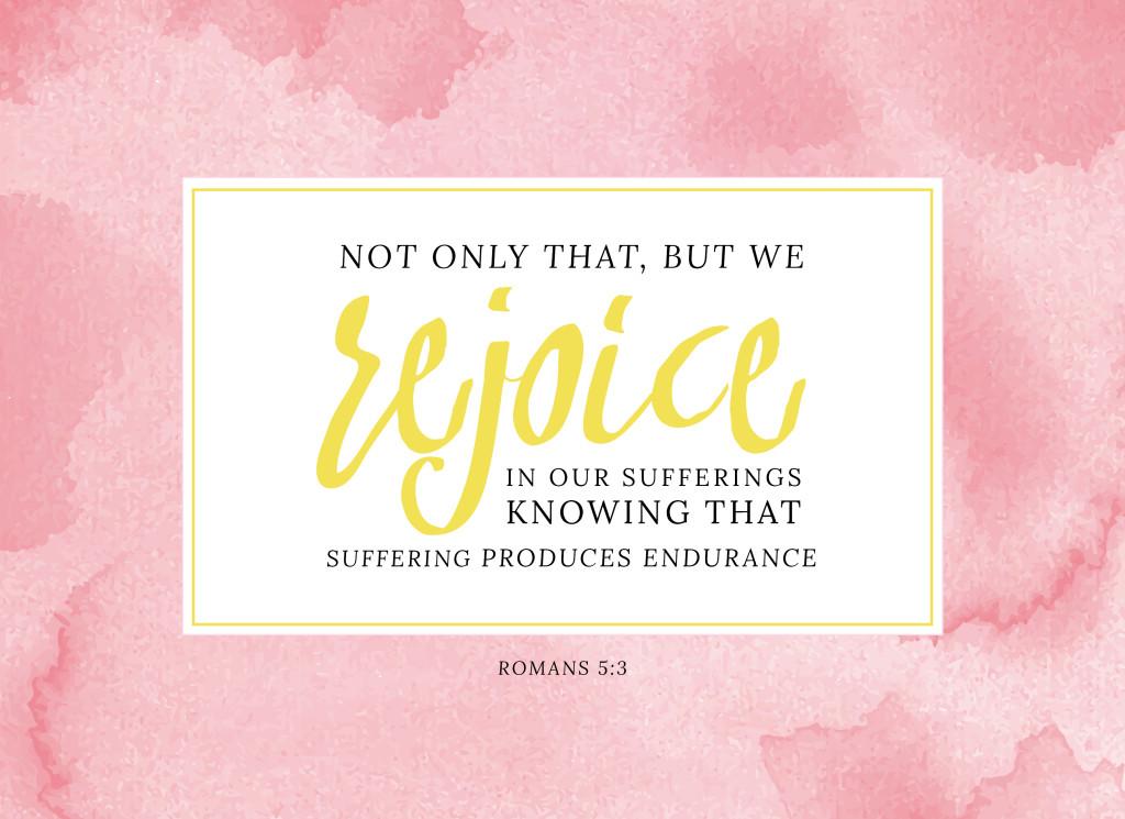 Surrender Birth Romans 5.3 Printable