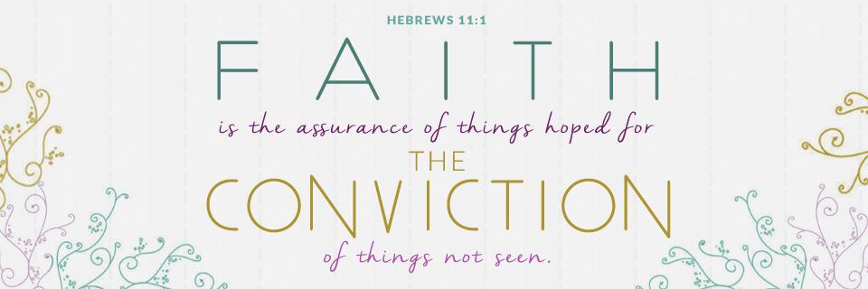 Verse of the Week Hebrews 11:1